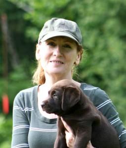 Labrador Site founder Pippa Mattinson