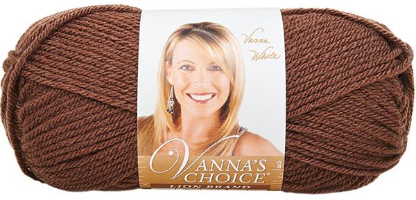 Chocolate Labrador Yarn