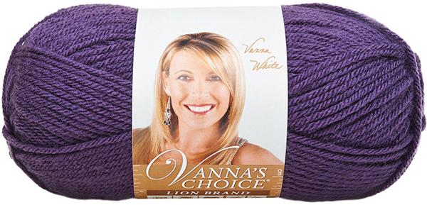 Crochet Labrador Yarn - Purple