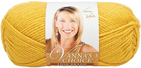 Crochet Labrador Yarn - Yellow