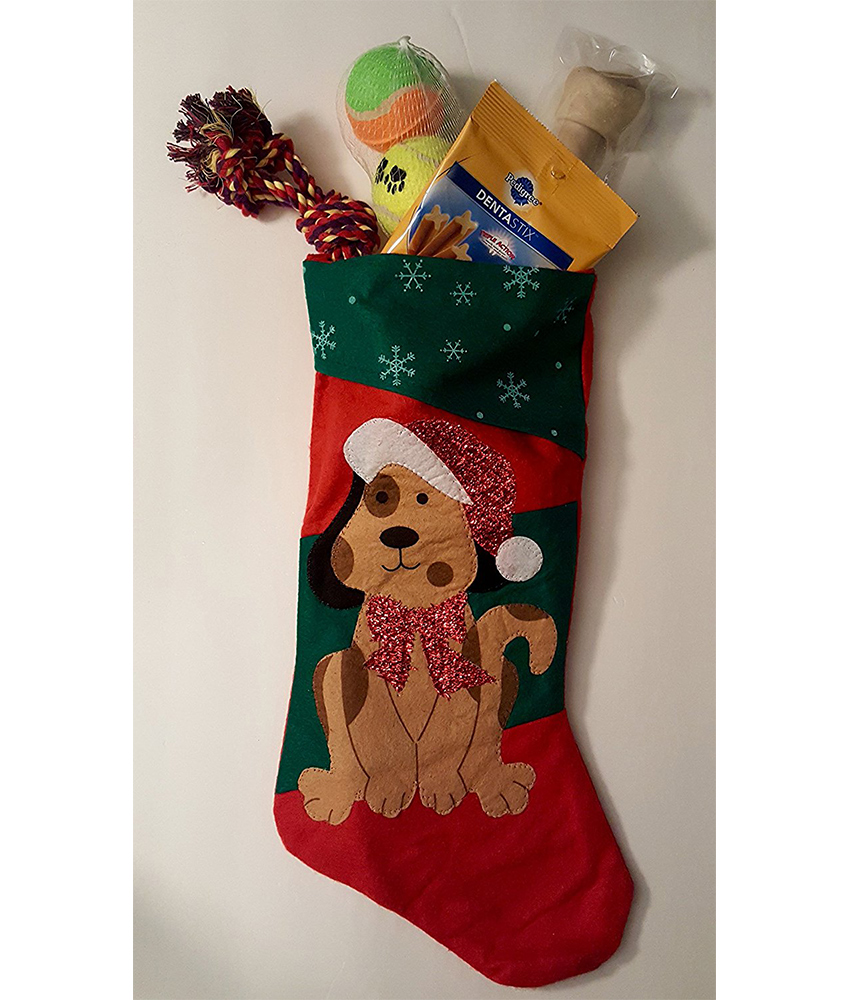 Pre Packed Dog Stocking