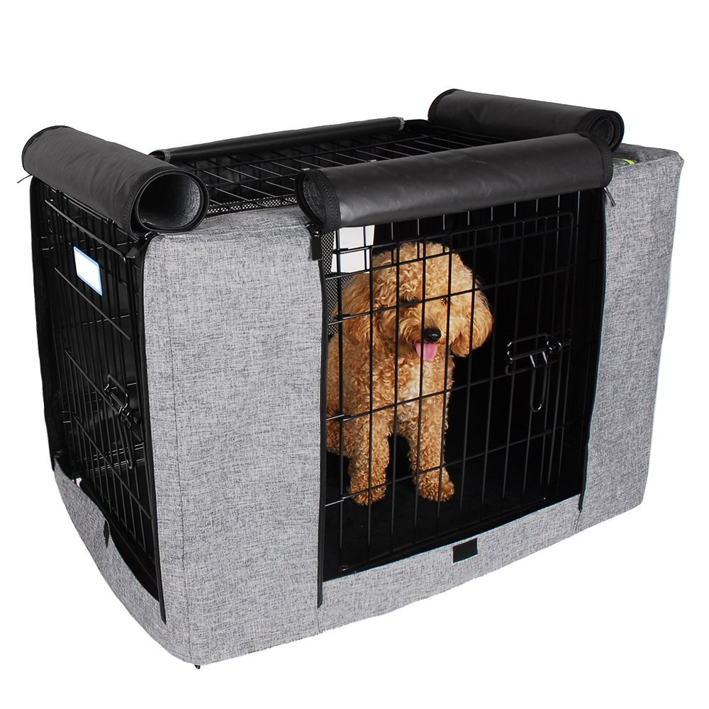 The Best Dog Crate Covers Reviews And Top Choices