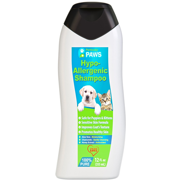 Natural Dog Shampoo For Dry Skin