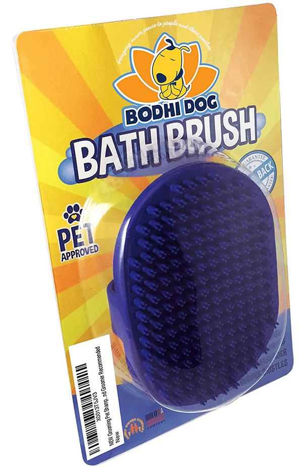 best dog bath brush